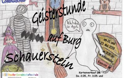 Geisterstunde auf Burg Schauerstein